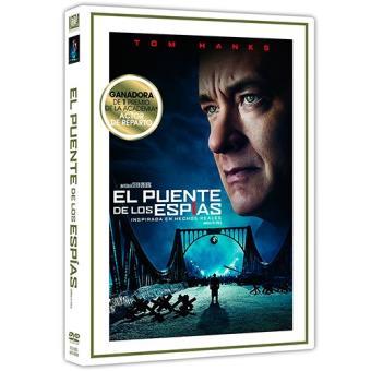 El puente de los espías - DVD