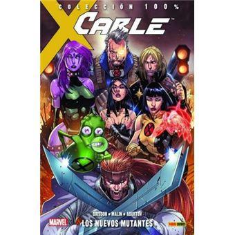 Cable 2 - Los nuevos mutantes