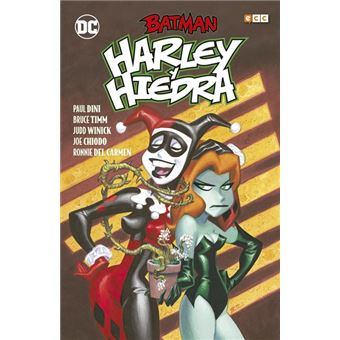 Batman: Harley y Hiedra (2a edición)
