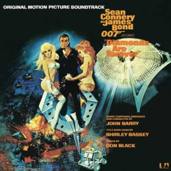 Diamonds Are Forever B.S.O. - Vinilo