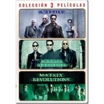 Pack Matrix - DVD