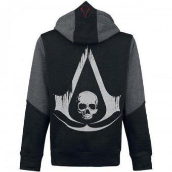 venta minorista 5c016 1e9b5 Sudadera Assassin's Creed Logo Black Flag S - Merchandising ...