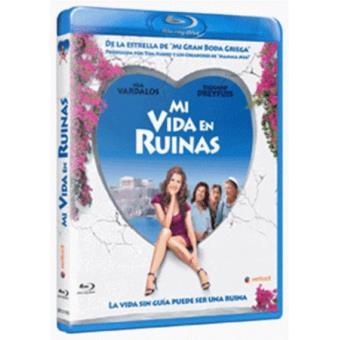 Mi vida en ruinas - Blu-Ray