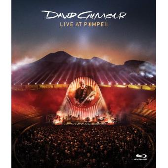 Box Set Live At Pompeiii - 2 CDs+ 2 Blu-Ray + libreto