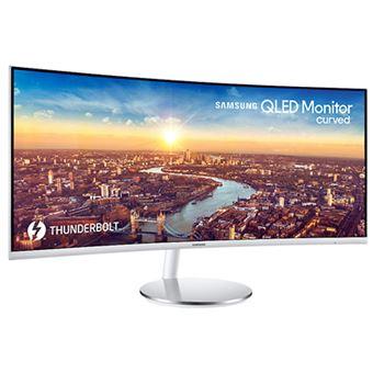 Monitor Samsung Thunderbolt 3 LC34J791W 34'' LED Ultra WQHD Curvo