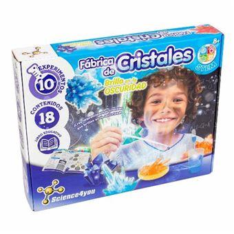 Science4you - Fábrica de cristales