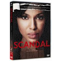 Scandal  Temporada 1 - DVD