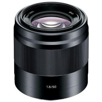 Objetivo Sony SEL 50 mm f1.8