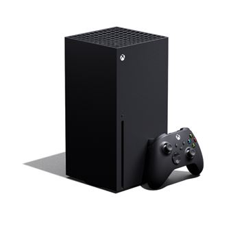 Consola Xbox Series X 1TB Negro