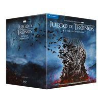 Juego de Tronos - Serie Completa - Blu-Ray