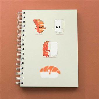 Cuaderno A5 Naolito Sushi is Love