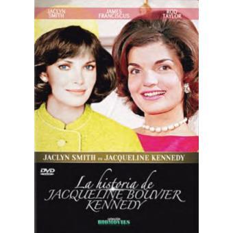 La historia de Jacqueline Bouvier Kennedy - DVD