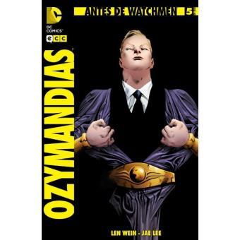 Antes de Watchmen. Ozymandias 5