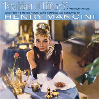 Breakfast at Tiffany's B.S.O. - Vinilo color