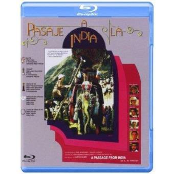 Pasaje a la India - Blu-Ray