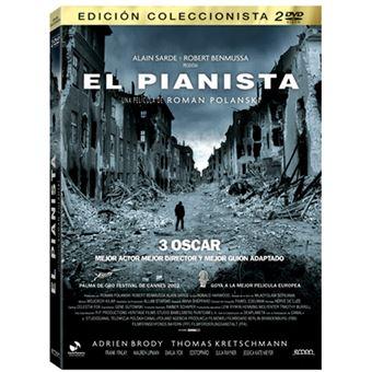 El pianista (Ed. especial) + Póster - DVD