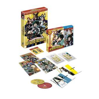 My Hero Academia Temporada 1 Ed Coleccionista - Blu-ray