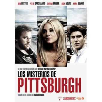 Los misterios de Pittsburgh - DVD