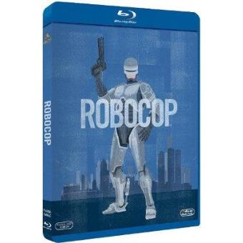 Robocop  Ed. remasterizada - Blu-Ray