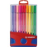 Pack 20 rotuladores Stabilo Pen 68
