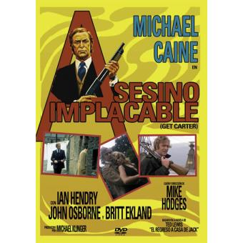 Asesino implacable - DVD
