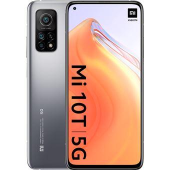 Xiaomi Mi 10T 5G 6,67'' 128GB Plata