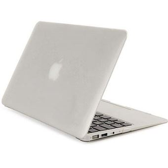 Funda Tucano Nido Hard Shell Transparente para MacBook Air 13""