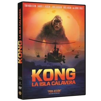 Kong: La Isla Calavera - DVD