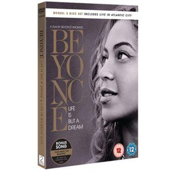 Beyoncé - Life is But a Dream - DVD