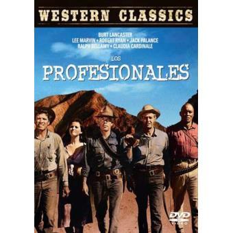 Los profesionales - DVD
