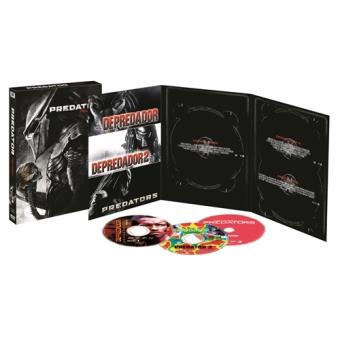 Pack Predator. Trilogía - DVD