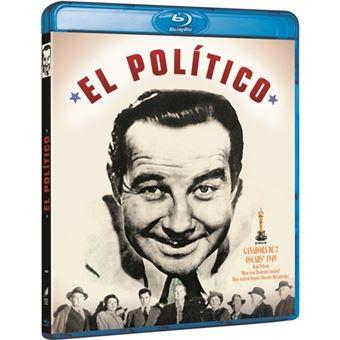 El político - Blu-Ray
