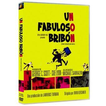 Un fabuloso bribón - DVD