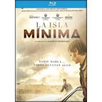 La isla mínima - Blu-Ray - Digibook