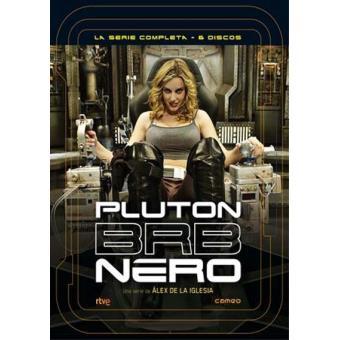 Plutón BRB Nero: La serie completa - Steelbook DVD