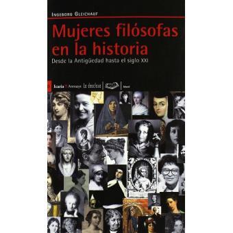 Mujeres filósfas en la historia