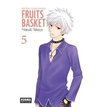 Fruits basket 5 - Ed. coleccionista
