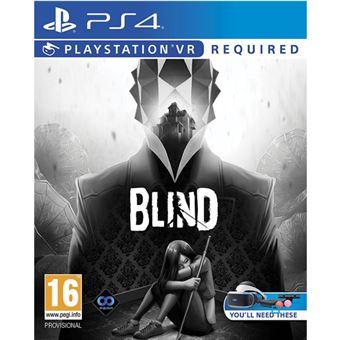Blind Vr Ps4 Para Los Mejores Videojuegos Fnac