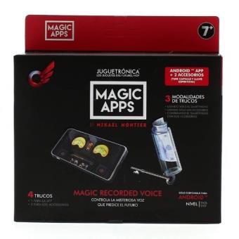 Magic Apps Magic Recorded Voice