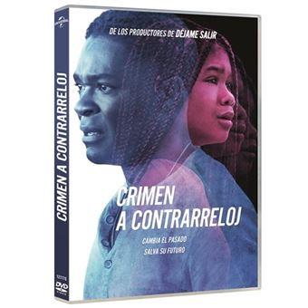 Crimen a contrarreloj - DVD