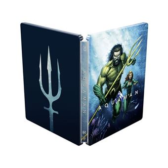 Aquaman - Steelbook Blu-Ray