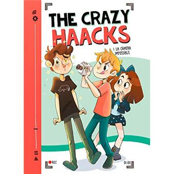 The Crazy Haacks 1 - The Crazy Haacks i la camera impossible