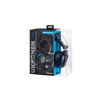 Headset gaming Indeca Ukkonen Estéreo Premium