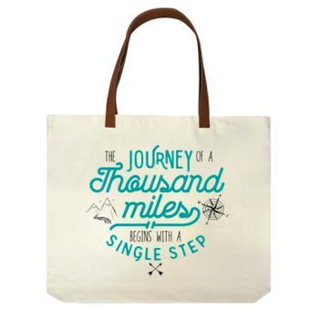 Bolsa Legami Bags&Co The Journey of a Thousand Miles