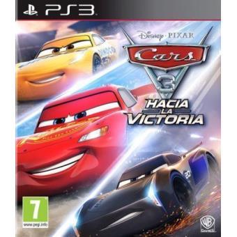 Cars 3 Hacia La Victoria Ps3 Para Los Mejores Videojuegos Fnac