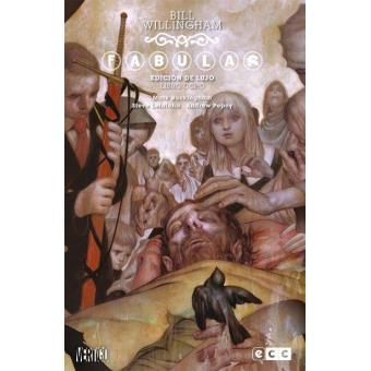 Fábulas 8 Ed. de Lujo
