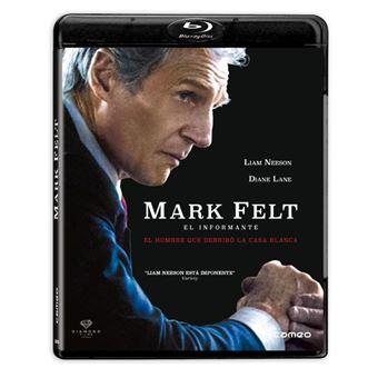 Mark Felt. El informate - Blu-Ray