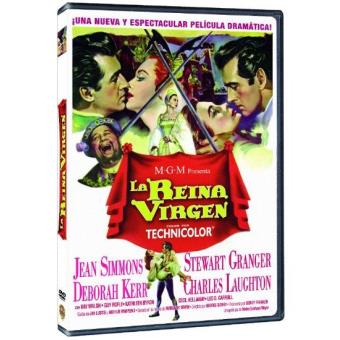 La reina vírgen - DVD