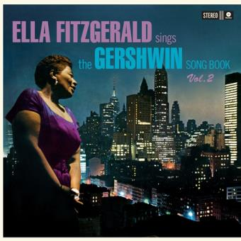 Sings the Gershwin Song Book Vol. 2 - Vinilo