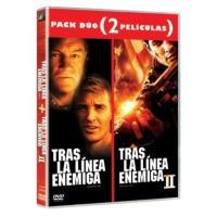 Pack Tras la línea enemiga 1 y 2 - DVD